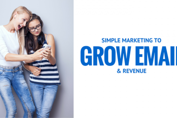 USE THIS SIMPLE MARKETING IDEA TO GROW YOUR EMAIL LIST AND REVENUE